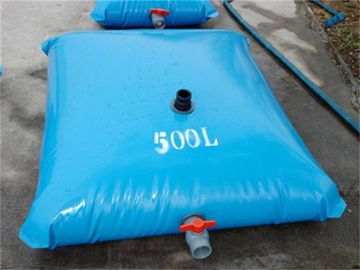 Flexible Water Bladder Tank Working Temperature -40 To 40 Degree ISO9001 Assured