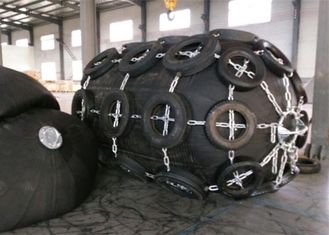 Air Block Marine Boat Fenders , Commercial Boat Fenders Natural Rubber Materials